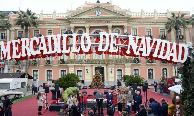 Los Reyes Magos de Oriente desfilarán por Murcia este domingo en una Cabalgata que tendrá el cine como hilo conductor - 3, Foto 3