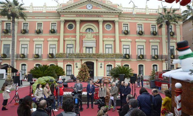 Los Reyes Magos de Oriente desfilarán por Murcia este domingo en una Cabalgata que tendrá el cine como hilo conductor - 4, Foto 4