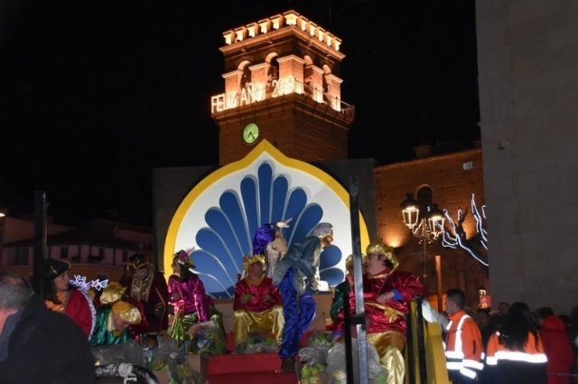 The Three Kings' Cavalcade is ahead this year one hour, so it will be held this Sunday, at 6:00 pm, Foto 2