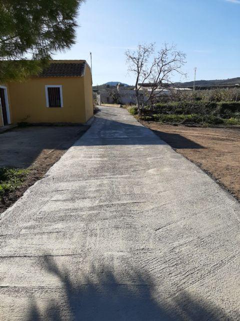 Arreglo del camino de Casa Hongora en Cañada de Los Olmos - 1, Foto 1
