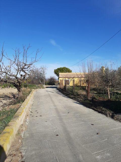 Arreglo del camino de Casa Hongora en Cañada de Los Olmos - 2, Foto 2