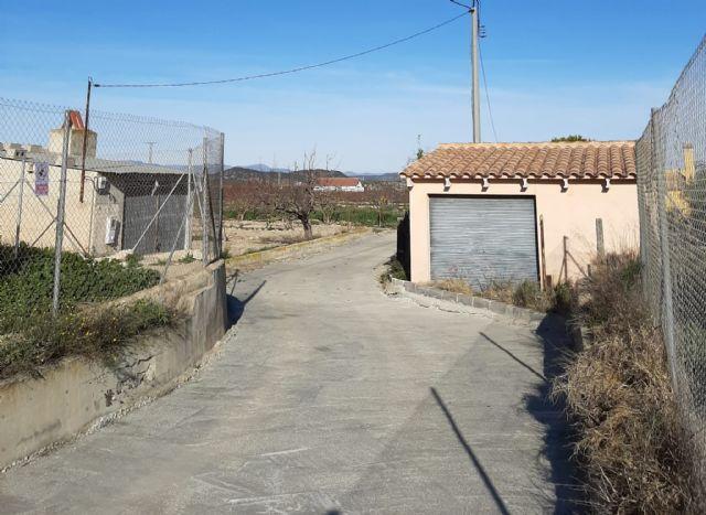 Arreglo del camino de Casa Hongora en Cañada de Los Olmos - 3, Foto 3