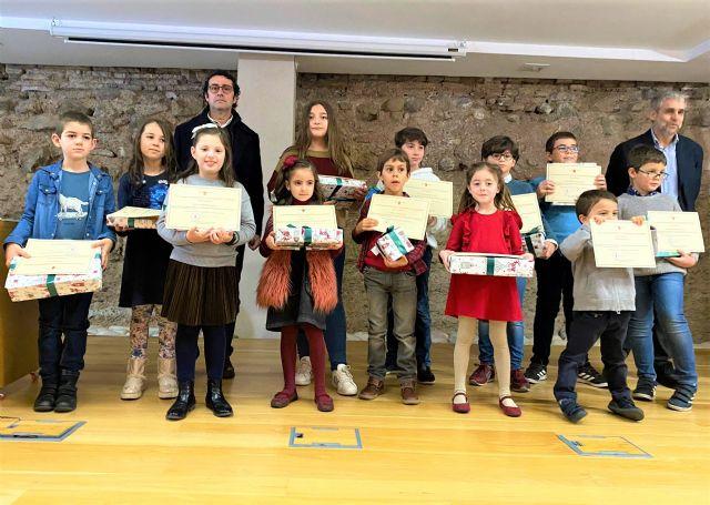 El Mubam entrega los premios de su XV Concurso de Pintura Infantil - 1, Foto 1