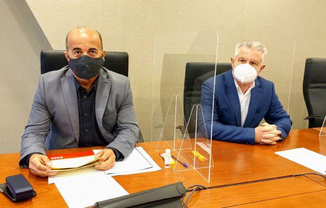 Pedro López: El Gobierno regional lleva años engañando a los vecinos de Alguazas y Campos del Río con la remodelación de la RM-531 - 1, Foto 1