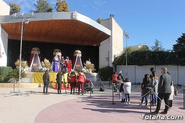 Ayuntamiento y Federación de Peñas del Carnaval suscriben un convenio para la organización de la entrega de cartas a los Reyes Magos - 1, Foto 1