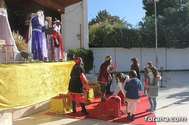 Ayuntamiento y Federación de Peñas del Carnaval suscriben un convenio para la organización de la entrega de cartas a los Reyes Magos - 3, Foto 3