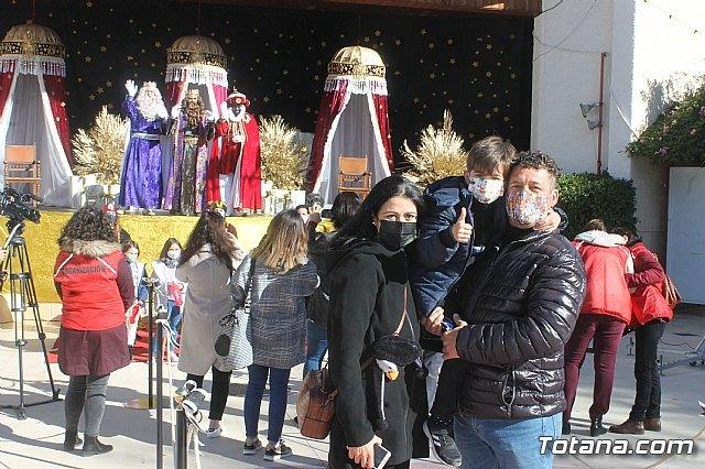 Ayuntamiento y Federación de Peñas del Carnaval suscriben un convenio para la organización de la entrega de cartas a los Reyes Magos - 4, Foto 4