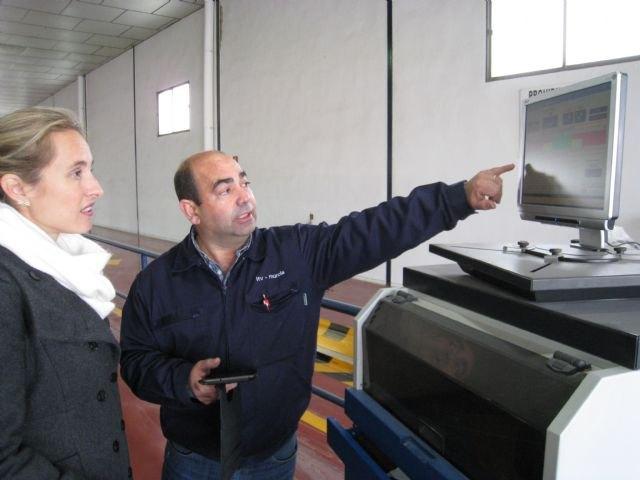 La ITV de Alcantarilla incorpora un sistema de firma digital que agilizará la inspección de vehículos - 2, Foto 2