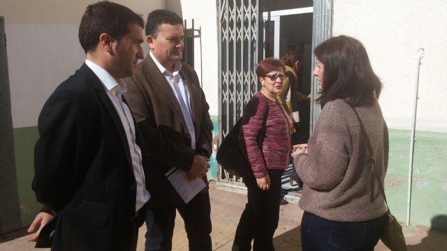 El PSOE reclama unas mejoras instalaciones para el Centro Municipal de Llano de Brujas - 1, Foto 1