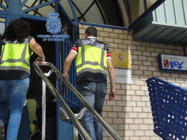 La Policia Nacional Junto Con El Sepe Realiza Inspecciones Para