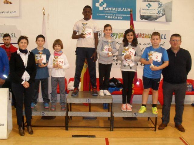 La Fase Local de Jugando al atletismo de Deporte Escolar contó con la participación de 71 escolares, Foto 2