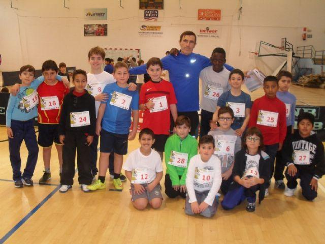 La Fase Local de Jugando al atletismo de Deporte Escolar contó con la participación de 71 escolares, Foto 9