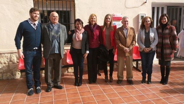 Familia pondrá en marcha un servicio de centro de día para personas con enfermedad mental en el Valle de Ricote - 1, Foto 1