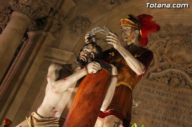 Totana estará presente en la exposición 25 aniversario de la Cofradía Coronación de Espinas de Hellín, Foto 1