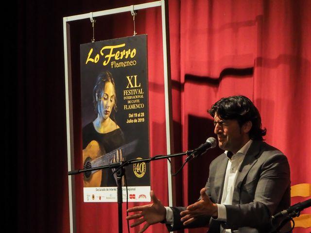 El cante de Evaristo Cuevas da brillo al cartel de la 40ª edición del Festival de Lo Ferro - 3, Foto 3