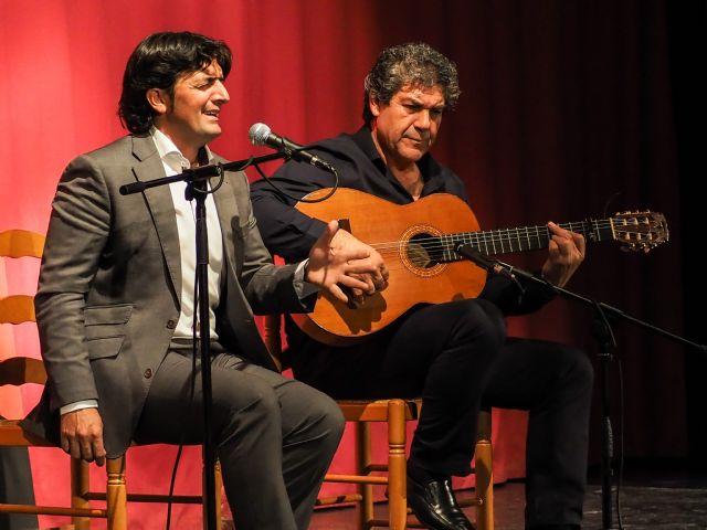 El cante de Evaristo Cuevas da brillo al cartel de la 40ª edición del Festival de Lo Ferro - 5, Foto 5