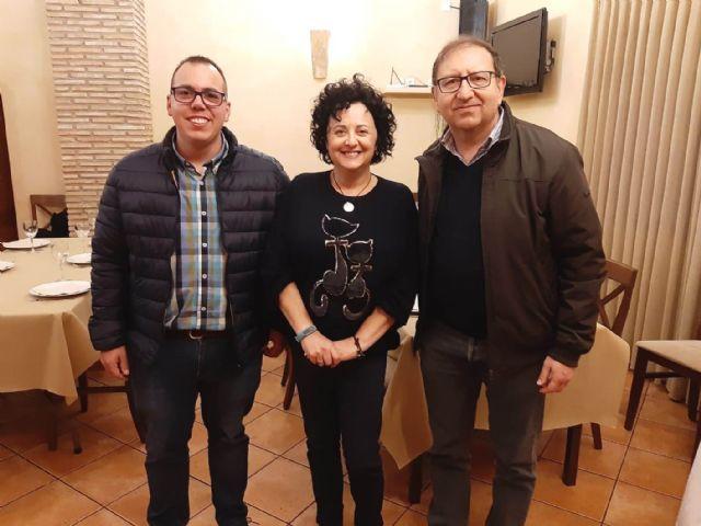 Mar�a Jos� Romero es elegida, de nuevo, alcaldesa ped�nea de Mort� para esta legislatura, Foto 1