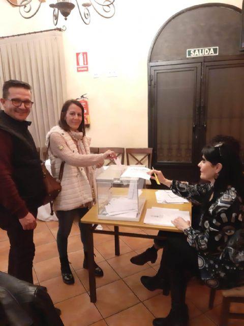 Mar�a Jos� Romero es elegida, de nuevo, alcaldesa ped�nea de Mort� para esta legislatura, Foto 4