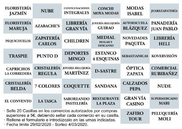 La Asociación de Comerciantes y la Concejalía de Comercio del Ayuntamiento de Calasparra presentan el Rutero Calasparreño - 1, Foto 1