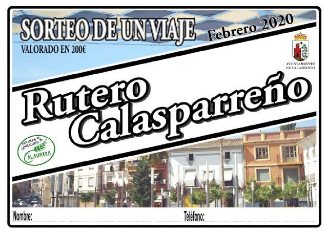 La Asociación de Comerciantes y la Concejalía de Comercio del Ayuntamiento de Calasparra presentan el Rutero Calasparreño - 4, Foto 4