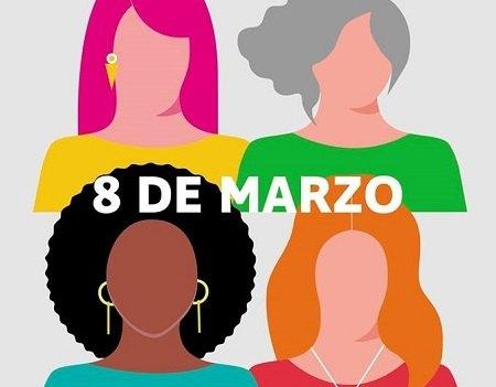 Collage con motivo del Día Internacional de la Mujer 2020 - 1, Foto 1