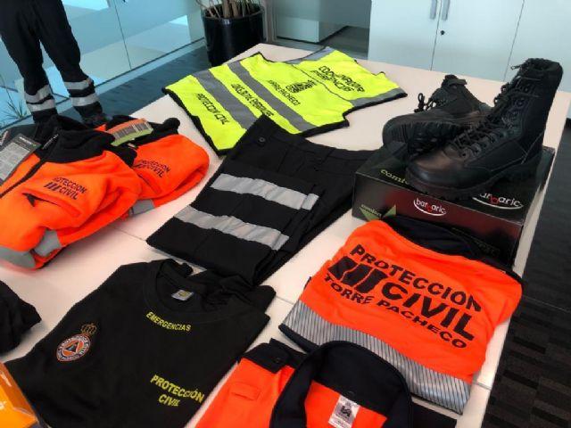 Protección Civil adquiere nueva equipación y material de emergencias - 1, Foto 1
