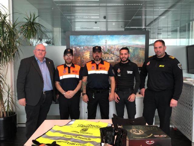 Protección Civil adquiere nueva equipación y material de emergencias - 2, Foto 2