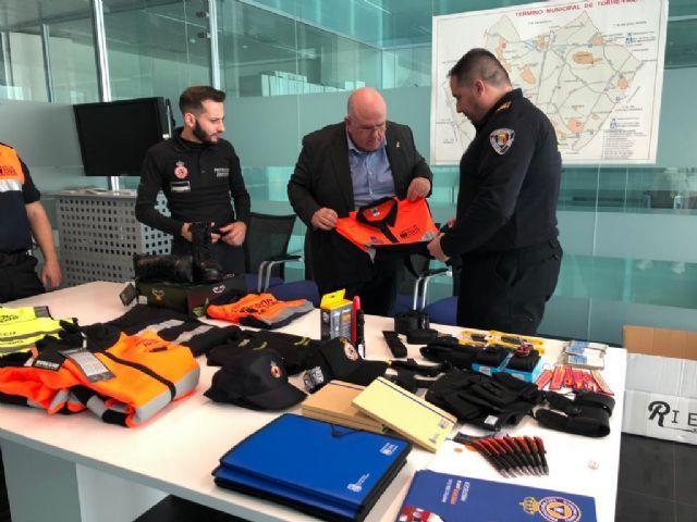 Protección Civil adquiere nueva equipación y material de emergencias - 3, Foto 3