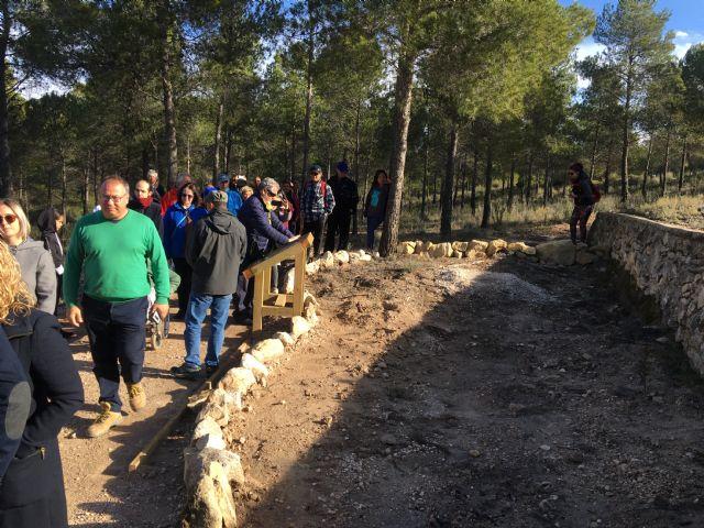 Fortuna realiza mejoras en el Área recreativa de fuente la Higuera - 4, Foto 4
