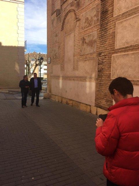El programa ORO MOL�O de la 7 grab� un reportaje dedicado al comercio totanero, Foto 5