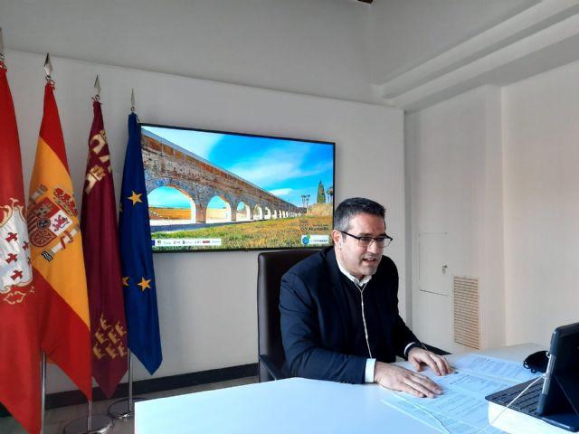 El primer carril bici y peatonal de Alcantarilla unirá el centro de la ciudad con el Polígono Industrial Oeste - 1, Foto 1