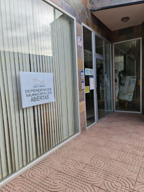 Las dependencias municipales de El Esparragal-La Estación reabren al público tras permanecer cerradas por la COVID-19 - 2, Foto 2