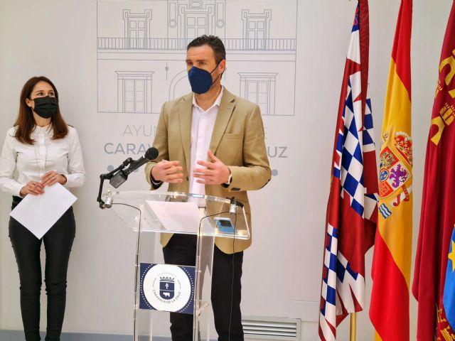 El Ayuntamiento de Caravaca insiste en la necesidad de un plan de rescate nacional y regional para el comercio minorista - 1, Foto 1