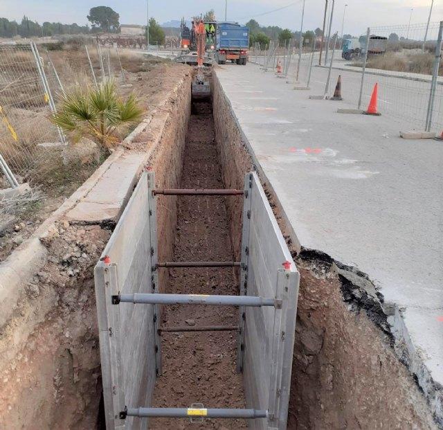 El Ayuntamiento informa del comienzo de las obras del colector de Ascoy-Cieza - 1, Foto 1