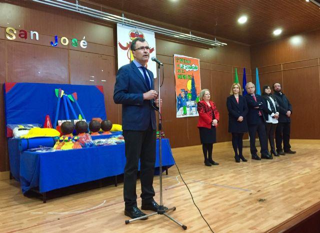 Los escolares del centro San José de Espinardo se alzan con el premio ´Igualdad en el Deporte´ - 1, Foto 1