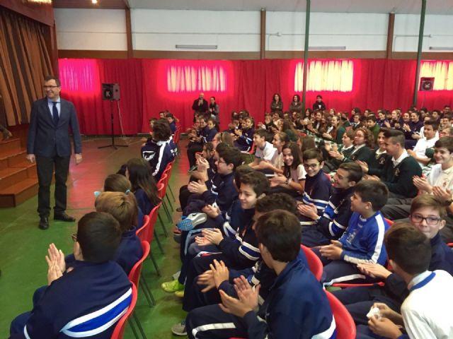 Los escolares del centro San José de Espinardo se alzan con el premio ´Igualdad en el Deporte´ - 3, Foto 3