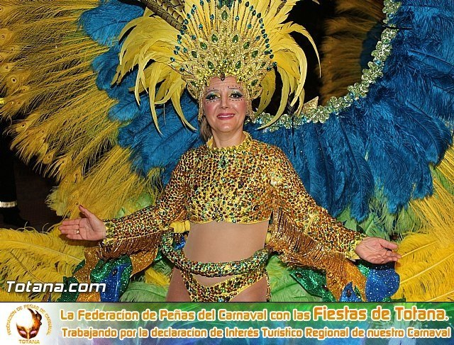 El desfile del II Concurso Regional de Carnaval de Totana se celebra este sábado, Foto 1