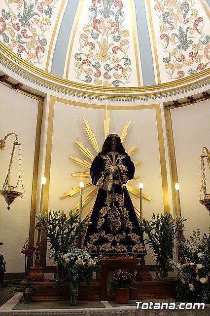 Los totaneros mostraron su devoción al Cristo de Medinaceli un año más, Foto 2