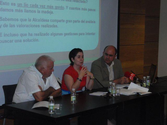 CEBAG solicita que se amplíe el plazo de alegaciones al PGMO de Totana, Foto 2