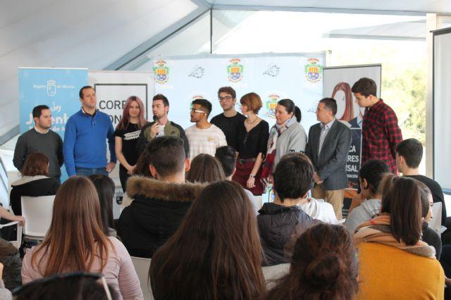 """Cerca de 120 Corresponsales Juveniles asisten en Archena al """"Encuentro Intermedio de Formación en Redes Sociales"""" - 1, Foto 1"""
