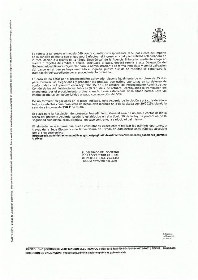 Ganar Totana denuncia la actitud autoritaria del Delegado del Gobierno al sancionar a la Concejala de Igualdad por una concentración contra la Violencia de Género, Foto 4