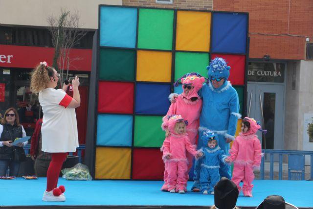Disfraces, música e hichables en el carnaval infantil de San Pedro del Pinatar - 2, Foto 2