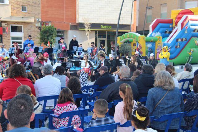 Disfraces, música e hichables en el carnaval infantil de San Pedro del Pinatar - 3, Foto 3