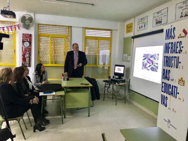La ampliación del colegio Maspalomas de San Pedro del Pinatar comenzará este año - 1, Foto 1