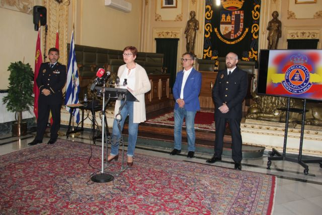 Protección Civil celebra su Día Mundial con un acto institucional - 2, Foto 2
