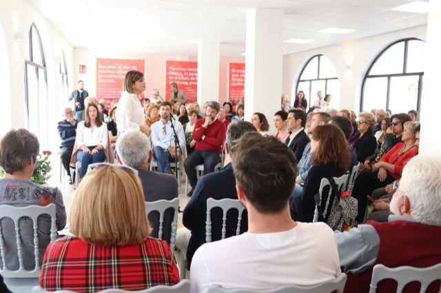 Inma Sánchez Roca optará a su segundo mandato como alcaldesa de Santomera - 1, Foto 1
