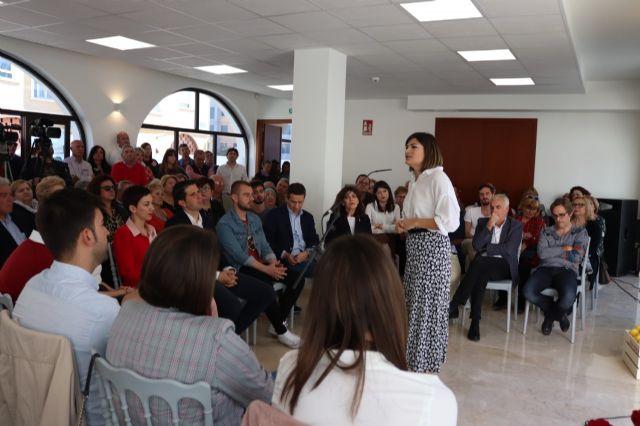 Inma Sánchez Roca optará a su segundo mandato como alcaldesa de Santomera - 2, Foto 2
