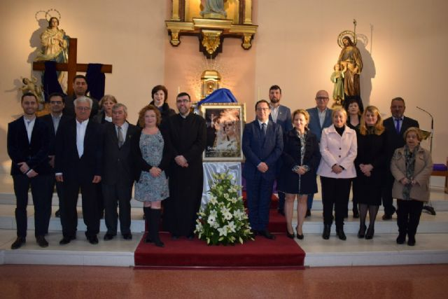 La virgen de las Penas anuncia la llegada de la Semana Santa de Puerto de Mazarrón - 2, Foto 2
