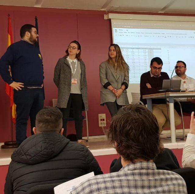 Los jóvenes murcianos reactivan el Consejo de la Juventud - 1, Foto 1