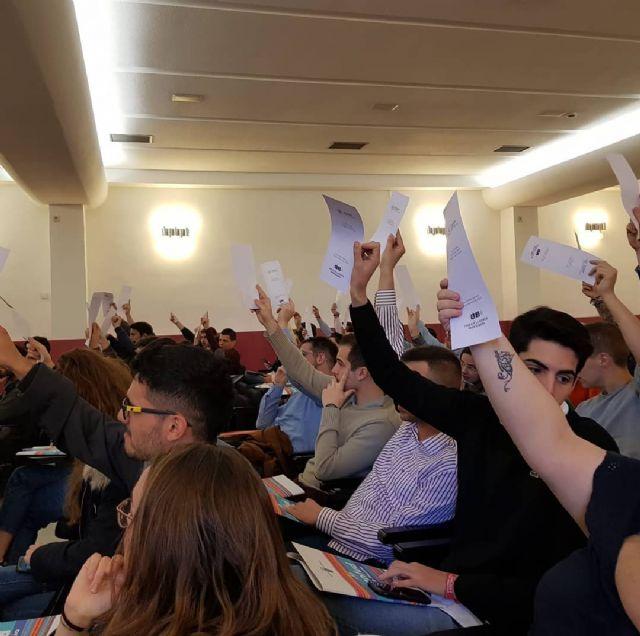 Los jóvenes murcianos reactivan el Consejo de la Juventud - 2, Foto 2